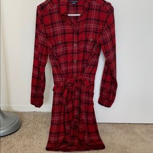 Flannel Dress American Eagle